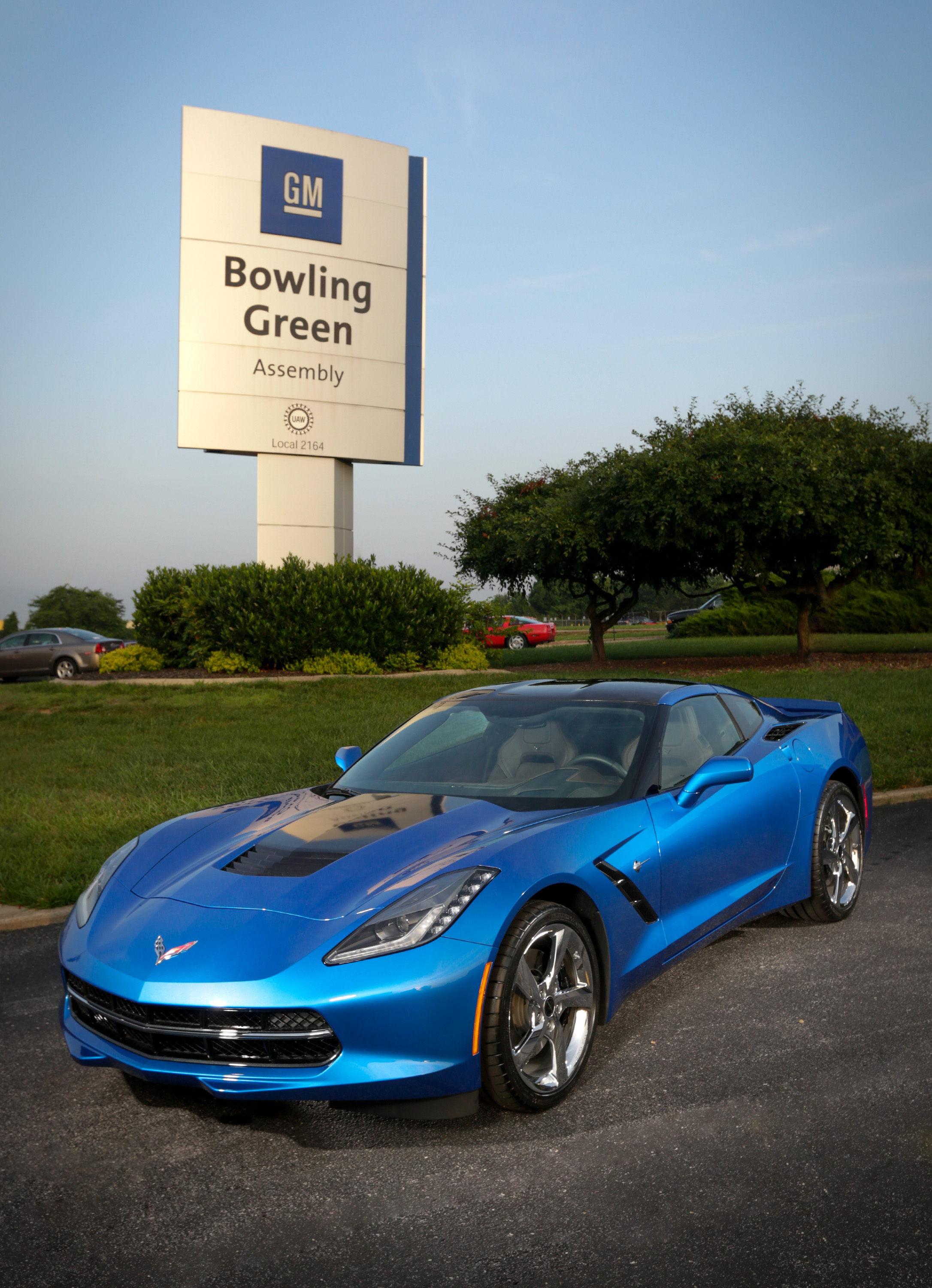 Bowling Green Assembly Plant | Chevrolet Corvette Assembly